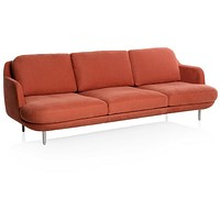 Lune Three-Seat Sofa