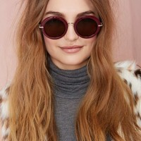 Wild Thing Shades - Burgundy