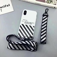 OFF-WHITE Case (White)
