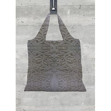 Carved Marble F. Tote 1