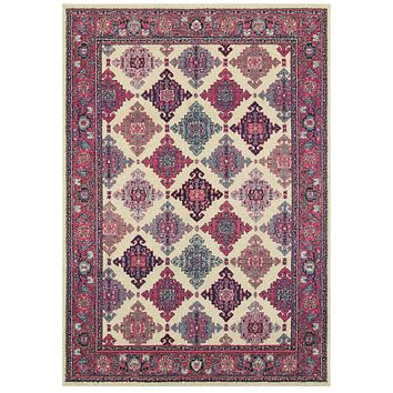 Area Rug by Oriental Weavers Bohemian Collection 6997D