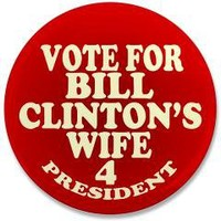 Vote Fore Bill Clintons Wife - Hillary Clinton But> Vote for Bill Clinton's Wife - Hillary 2016> La La Land Shirts