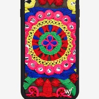 Wildflower Georgette iPhone 6 Plus Case
