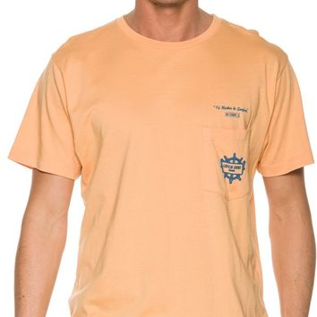 CATCH SURF YACHT CLUB SS POCKET TEE