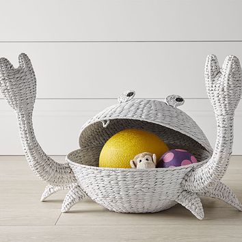 Crab Shaped Storage Basket