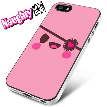 Wallpaper Kawaii Pink Face iPhone 4s iphone 5 iphone 5s iphone 6 case, Samsung s3 samsung s4 samsung s5 note 3 note 4 case, iPod 4 5 Case