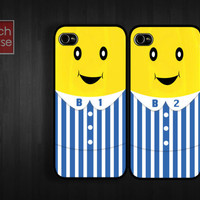 B1B2 case Case iPhone 4 Case iPhone 4s Case iPhone 5 Case idea case movie case cartoon case bestfriend case banana yellow