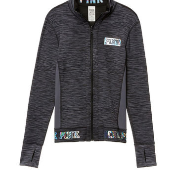 Limited Release Ultimate Reversible Track Jacket - PINK - Victoria's Secret