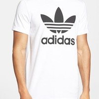 Men's adidas Originals 'Trefoil' Graphic T-Shirt,