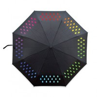 SUCK UK Colour Change Umbrella
