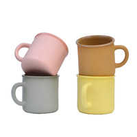 Atelier Dion Colorful Clay Mugs