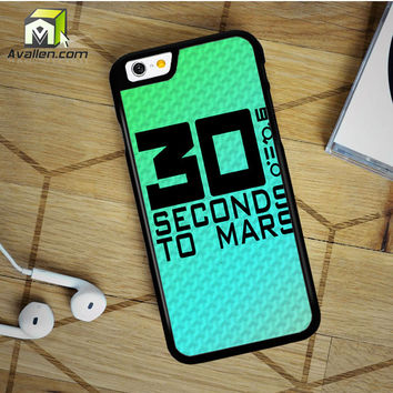 30 Second To Mars Guardians Toska iPhone 6 Plus Case by Avallen