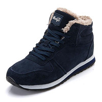 Men Winter Shoes / Ankle Boots
