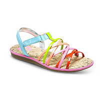 Stride Rite Girls' Nandini Sandals - Rainbow