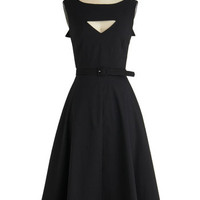 Bettie Page The Evening Unfolds Dress | Mod Retro Vintage Dresses | ModCloth.com