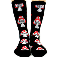 MAGIC SHROOMS SOCKS