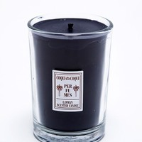 LAVANDER AND CHAMOMILE SCENTED CANDLE