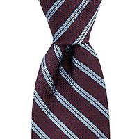 Daniel Cremieux Signature Mixed Stripe Silk Tie