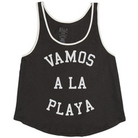 Billabong Women's Vamos A La Playa Tank