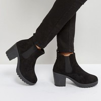 Truffle Collection Heeled Chelsea Boots at asos.com