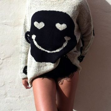 Happy Happy Sweater