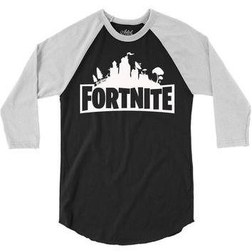 Fortnite 3/4 Sleeve Shirt