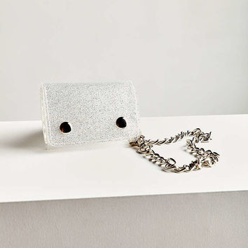 Glitter Chain Wallet - Urban Outfitters