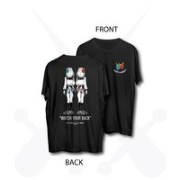 Watch Your Back - Tee PRE ORDER