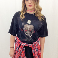 Vintage Rock Tee- Slayer