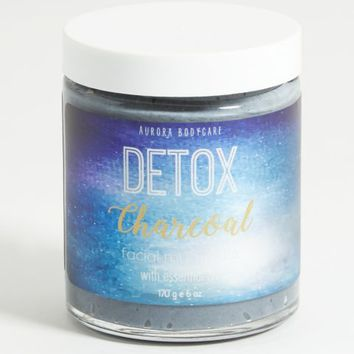 Detox Charcoal Mud Face Mask