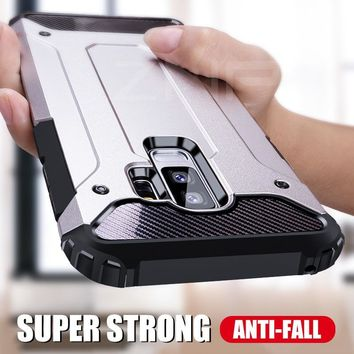 ZNP Shockproof Protection Phone Case For Samsung Galaxy S9 S8 Plus Note 8 Full Cover Armor Shell For Samsung S7 Edge Note 9 Case