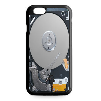 Hard Drive without Casing iPhone 6 case