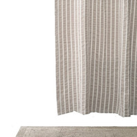 Parker Shower Curtain | Pearl Grey