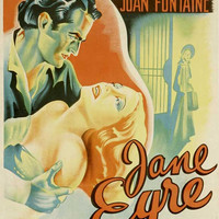 Jane Eyre (French) 11x17 Movie Poster (1944)