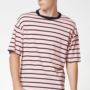 PacSun Simon Striped Relaxed T-Shirt at PacSun.com