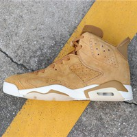 "Duangstyle - Air Jordan 6 ""Wheat"" 384664-705"