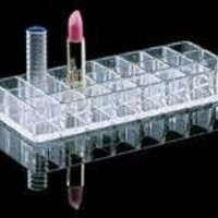 Lipstick Organizer with 24 Spaces