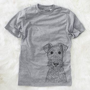 Fitz the Wire Fox Terrier - Unisex Crewneck