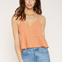 Contemporary Pleated Cami