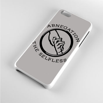 Divergent Abnegation The Selfless  Art iPhone 5c Case