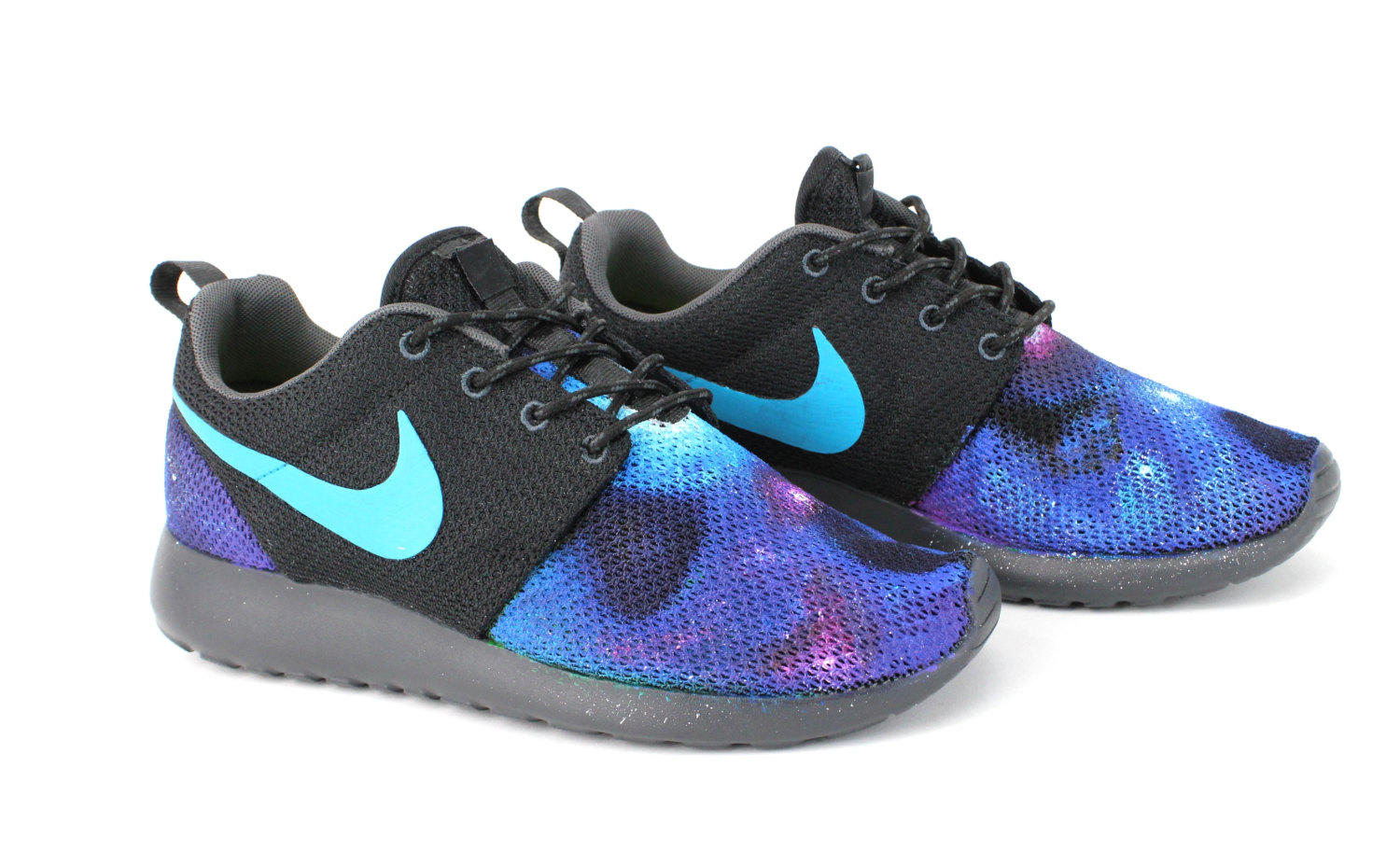 nike women roshe run custom galaxy from artsysole45 on etsy. Black Bedroom Furniture Sets. Home Design Ideas