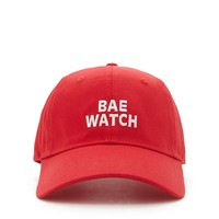Bae Watch Graphic Baseball Cap