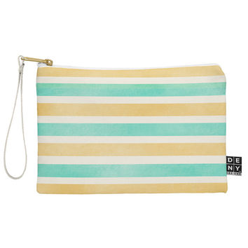 Allyson Johnson Summer Time Stripes Pouch