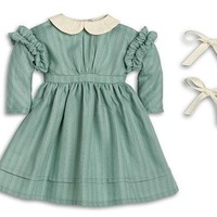 """Kirsten's Work Dress"" for 18"" American Girl doll"