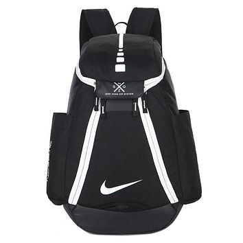 DCCK2 264 Nike USA Olympic version of NBA star KD durant backpack 54-30-23cm Black White