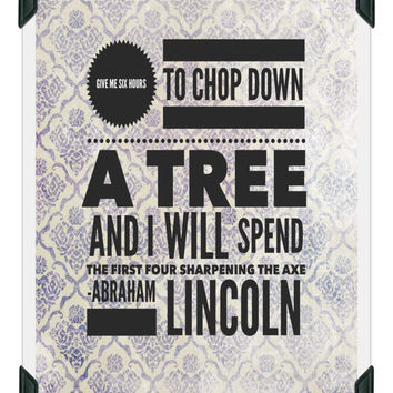 Abraham Lincoln Quote, Printable Wall Decor, Instant Download, Typography, downloadable, Home Decor, Quote Print, Inspiring Sign