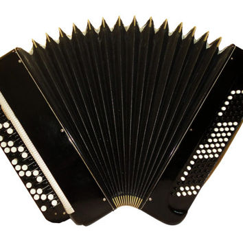 Russian Moscow, 100 Bass, Button Bayan, Accordion Instrument, 476
