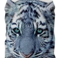 White Tiger Tank Top Men created by ErikaKaisersot | Print All Over Me
