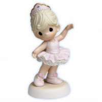 Precious Moments You Sparkle With Grace and Charm Ballerina