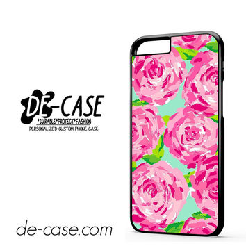 Lilly pulitzer Roses DEAL-6512 Apple Phonecase Cover For Iphone 6 / 6S